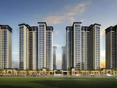 【万居看房】汉寿万达广场·公园世家2021年7月工程进